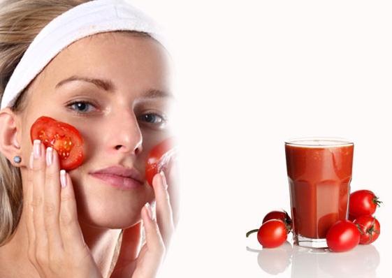 Cara Menghilangkan Jerawat dengan Tomat ( Hasilnya Cepat dan Ampuh )