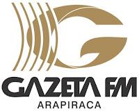 Rádio Gazeta FM 101,1 de Arapiraca AL