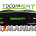 TOCOMSAT PHOENIX HD IPTV NOVA ATUALIZAÇÃO V 2.023 - 23/07/2016