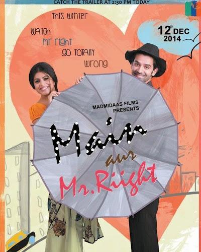 Main Aur Mr. Riight (2014) Movie Poster No. 2