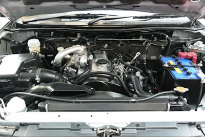Foto Mitsubishi Strada Triton 2.8 Liter