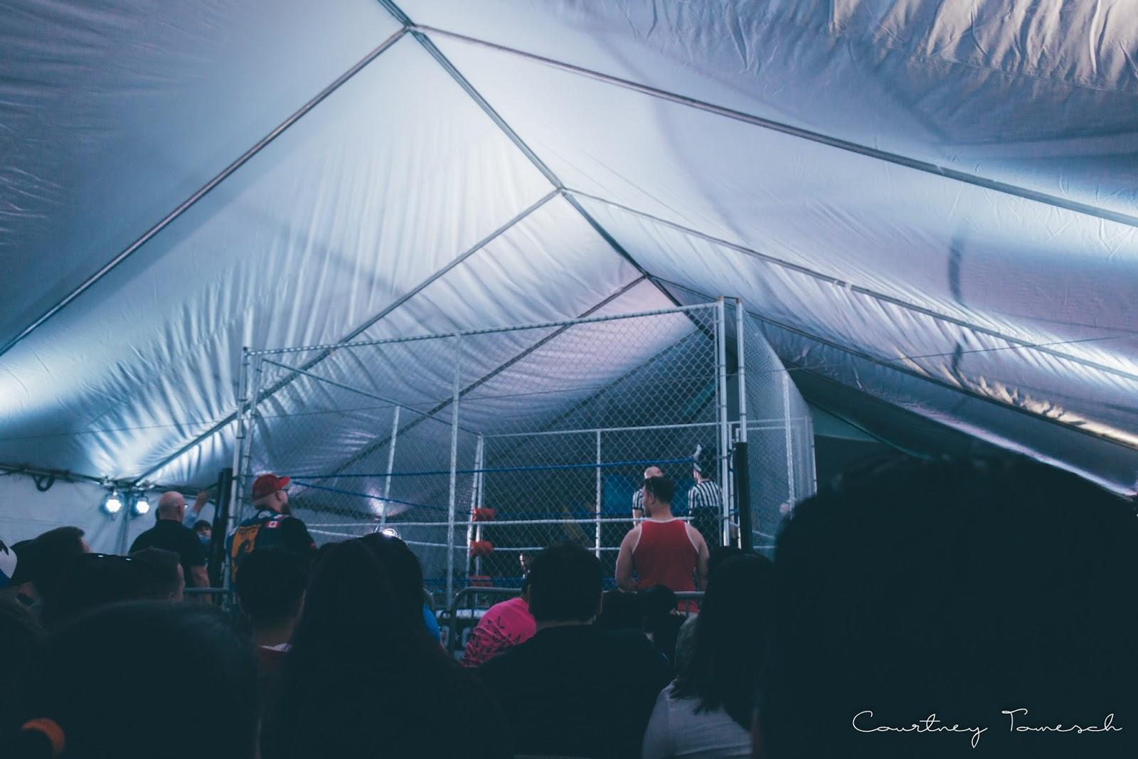 Courtney Tomesch SoCal Pro 11 Year Anniversary Show
