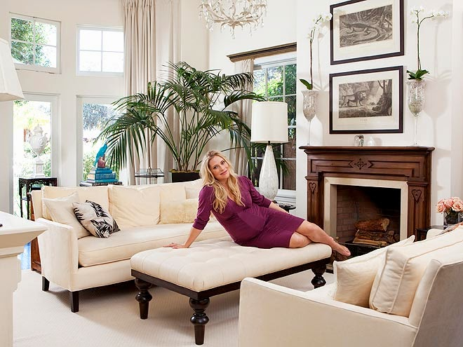celebrities living rooms home styling antunes rooms emily procter 11563