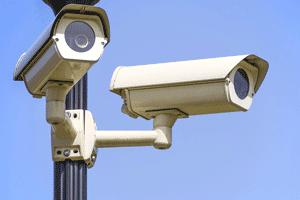 Cámaras exteriores, uno de los tipos de cámaras de vigilancia