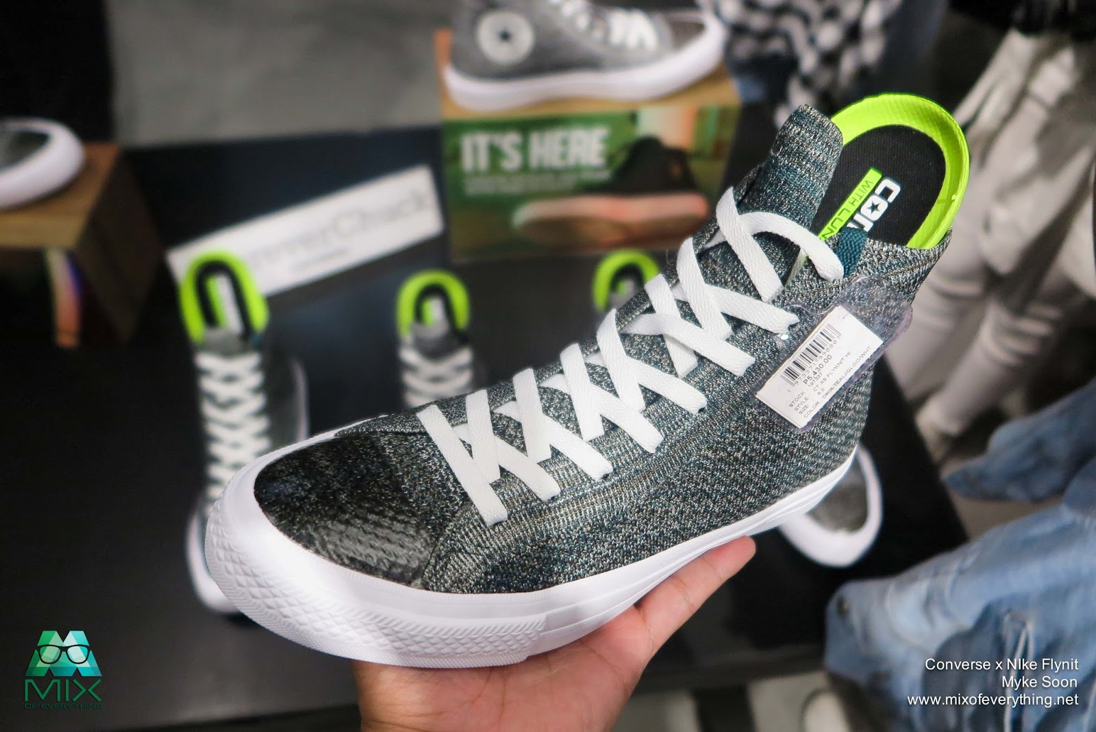 2aa7dff60fb93 Chuck Taylor All Star x Nike Flyknit - Hello! Welcome to my blog!