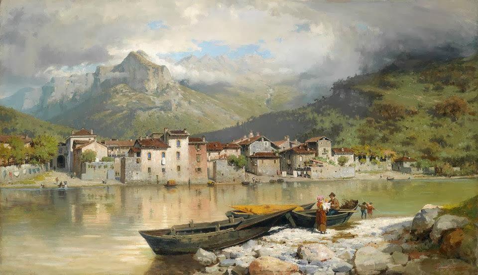 Journey in Italy