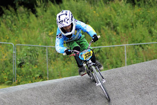 Belfast city bmx club at Lisburn Summer Series 2018 Round 1