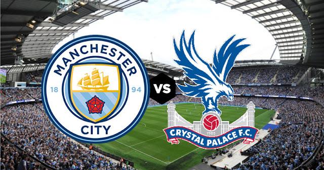 بث مباشر مباراة مانشستر سيتي و كريستال بالاس