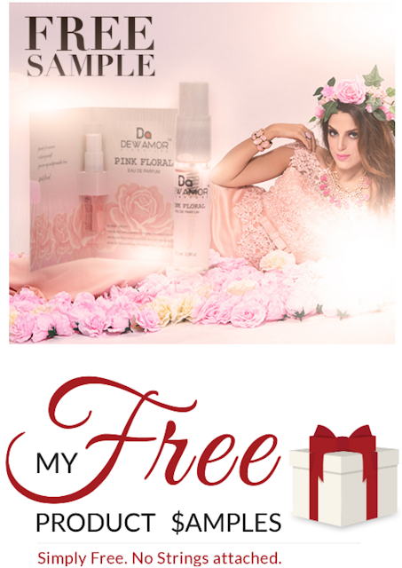 Dewamor Signature. Malaysia Free Product Sample Giveaway