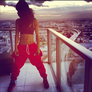 Teyana Tayor Workout Plan And Diet