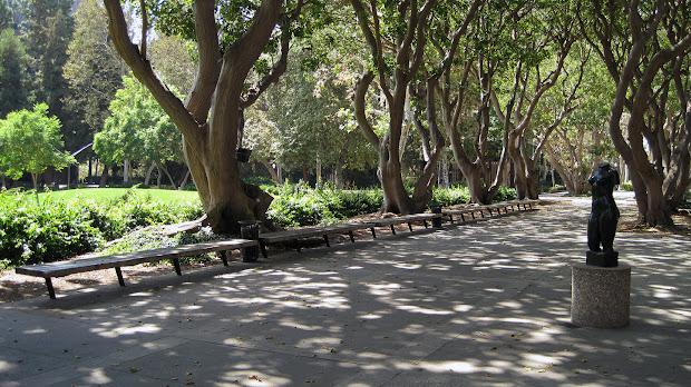 Sca-larc Franklin . Murphy Sculpture Garden