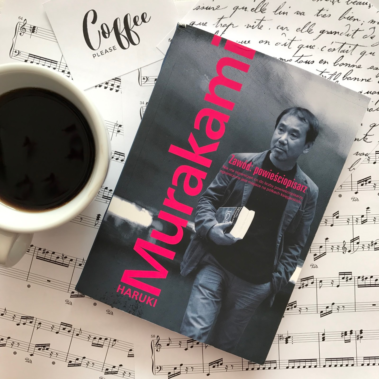 Haruki Murakami, Zawód: powieściopisarz