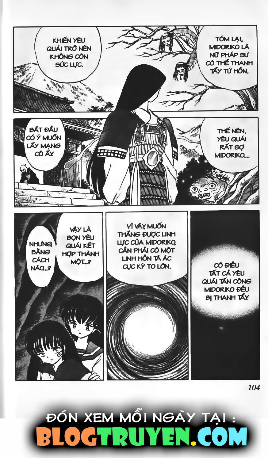 Inuyasha vol 10.6 trang 11