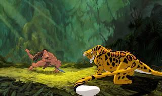 العاب طرزان الجديدة Game Tarzan