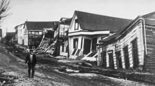 Gempa Bumi di Chile 1960