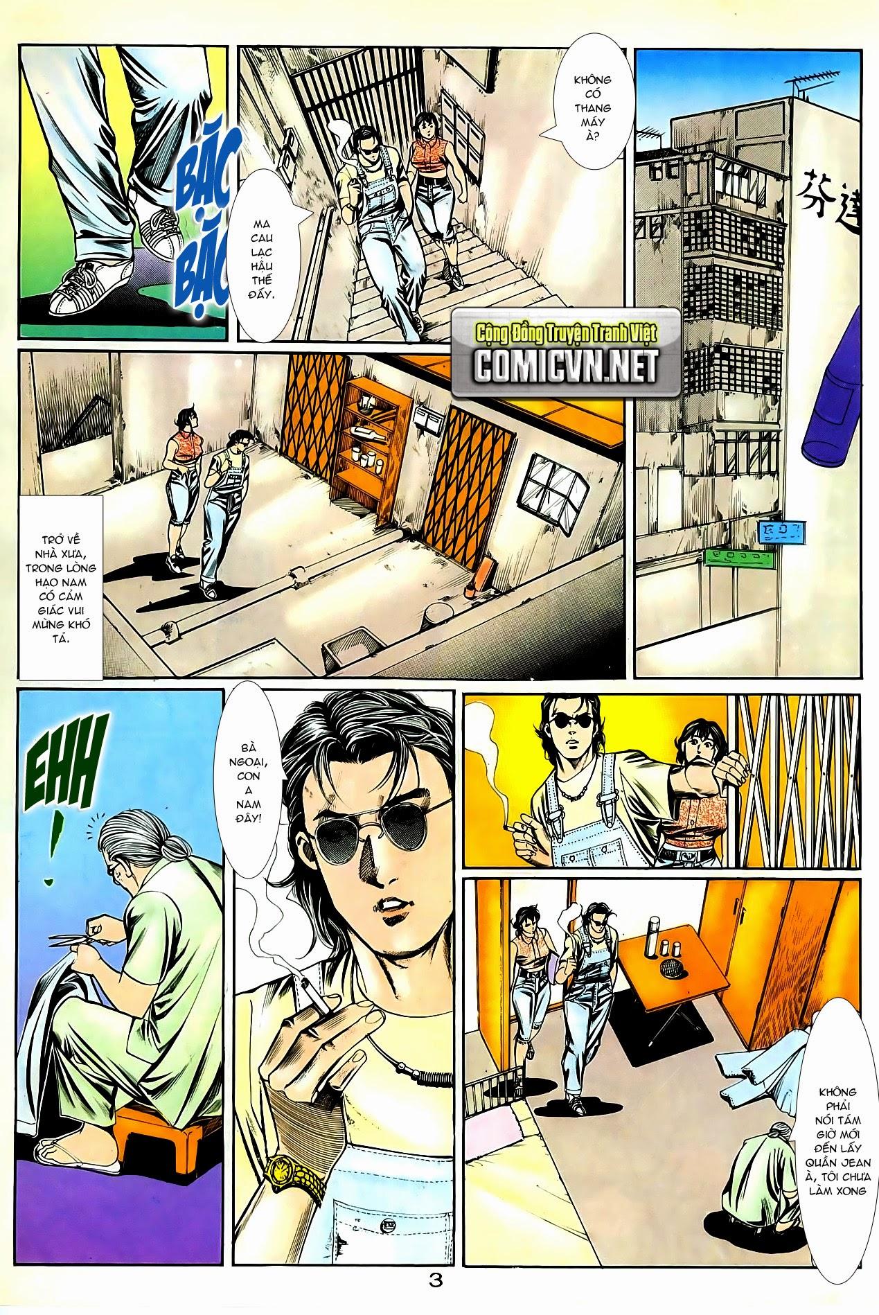 Người Trong Giang Hồ chapter 80: macau nổi sóng gió trang 17