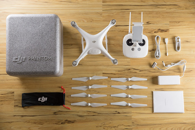 Top Dji Phantom 4/4 Pro Accessories You Should Have