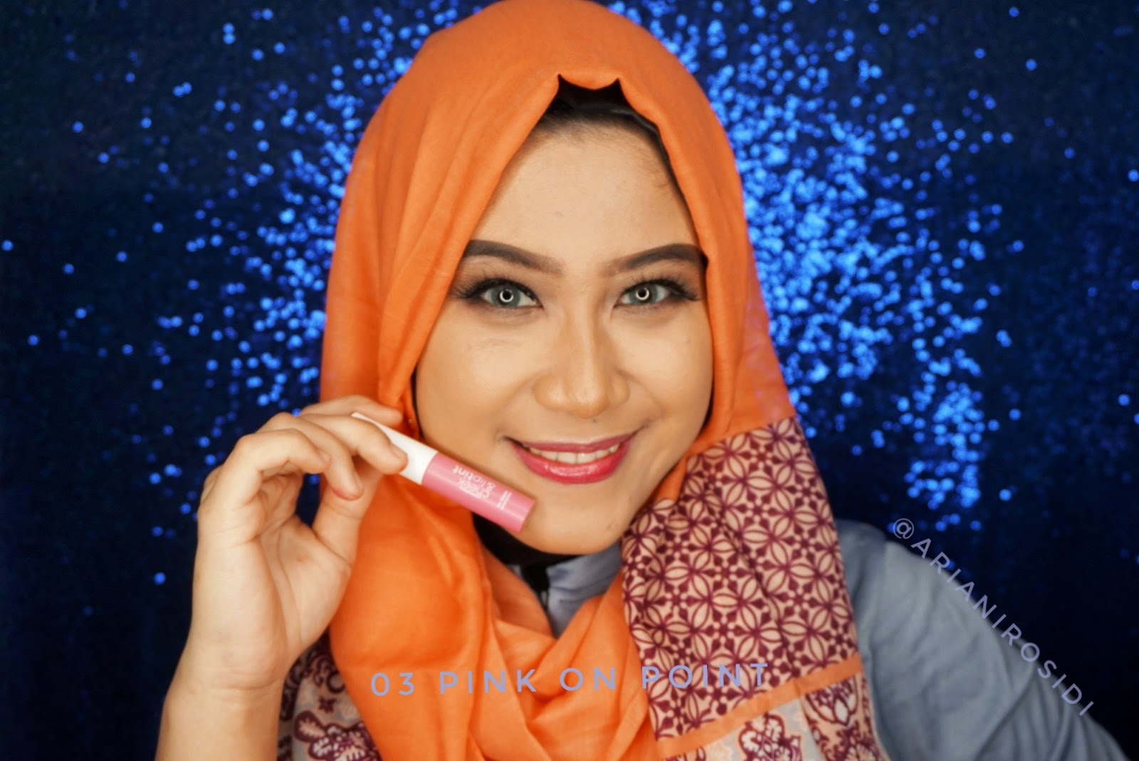 Wardah Cheek and Lip Tint