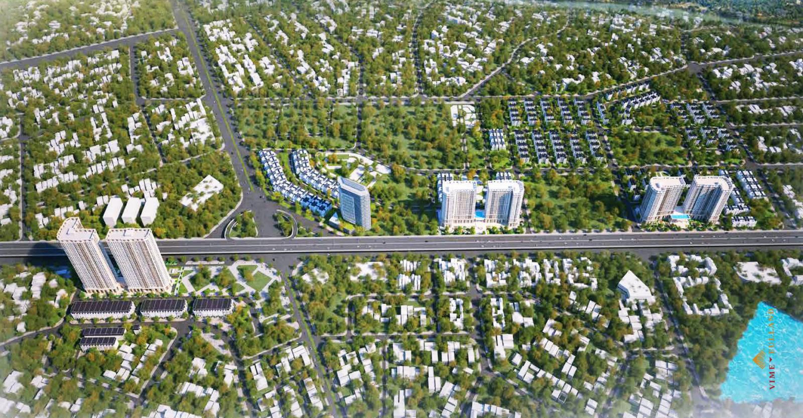 Khu đô thị Athena Fulland Đại Kim