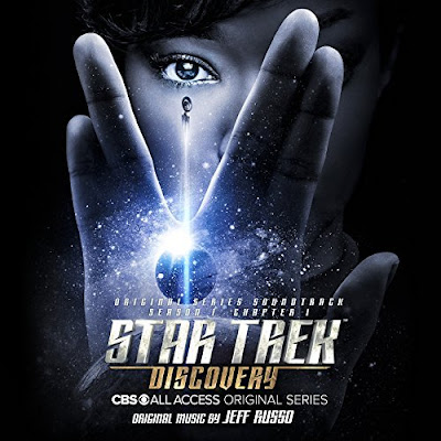 Star Trek: Discovery Soundtrack Jeff Russo
