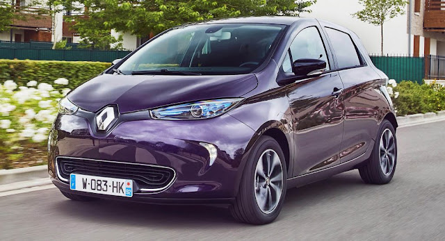 Autonomous, Electric Vehicles, Renault, Reports, Tech