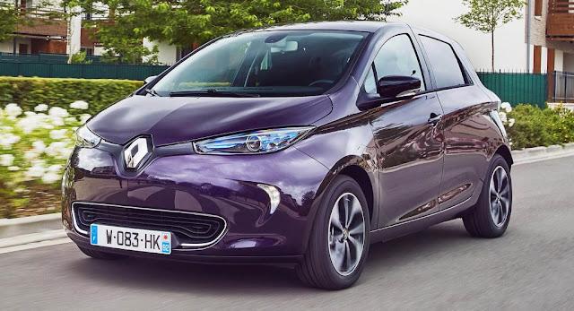 Autonomous, Electric Vehicles, Renault, Reports, Tech