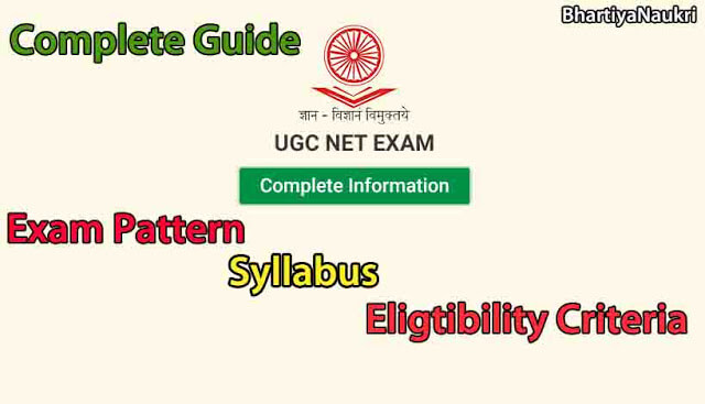 UGC-NET-Exam-syllabus