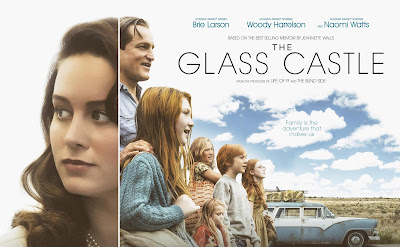 Movie The Glass Castle (2017), English Movie, Hollywood, Hollywood Movie, List of English Movies in September 2018, The Glass Castle Cast, Pelakon Filem The Glass Castle, Brie Larson, Ella Anderson, Naomi Watts, Woody Harrelson, Sarah Snook, Max Greenfield, Poster, Sinopsis The Glass Castle,