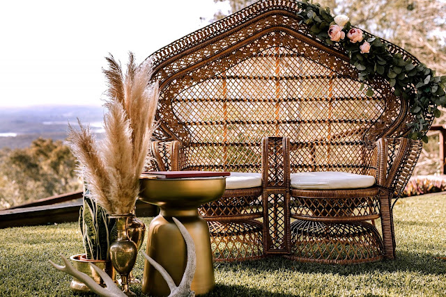 BRISBANE BOHEMIAN RUSTIC WEDDING STYLING AND HIRE