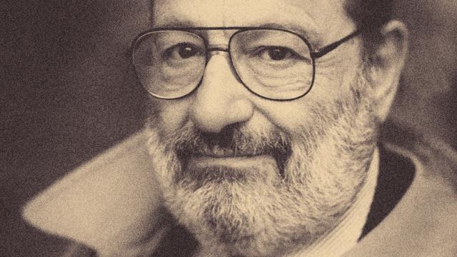 Umberto Eco 1932-2016...
