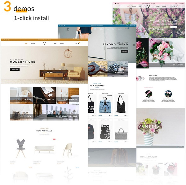 Best Responsive Multipurpose Shopify theme