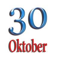 Peristiwa dan Kejadian Penting Tanggal 30 Oktober