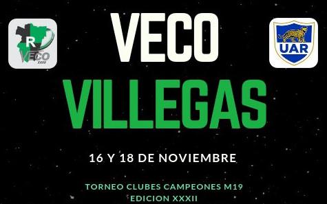 Arranca la 32º Edición del Veco Villegas