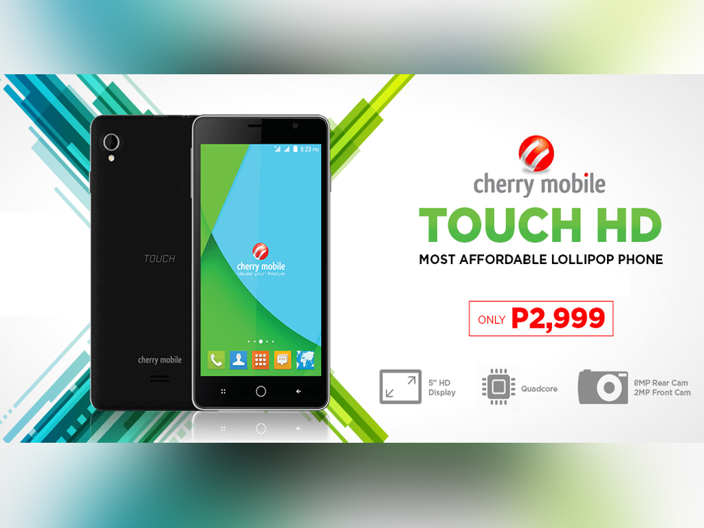 Cherry mobile android lollipop