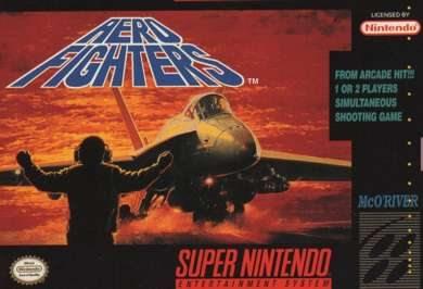Aero Fighters - Super Nintendo