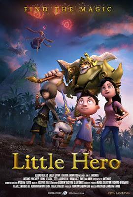 Little Hero 2018 Custom HD Spanish