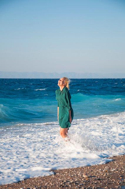 греция, родос, остров, море, отзыв, путешествие, рассказ