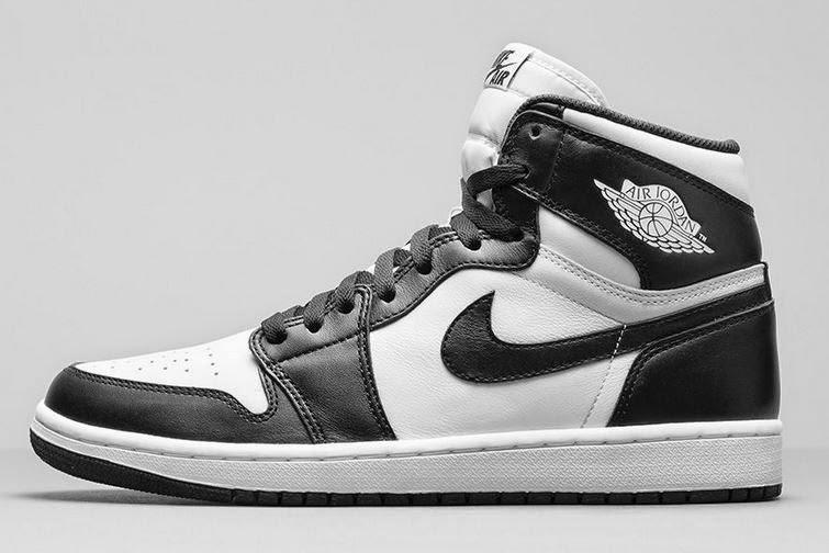 """detailed look 5a7ed 89af2 Air Jordan 1 Retro High OG """"Black White"""" Sneaker (Official Images + Release  Date)"""