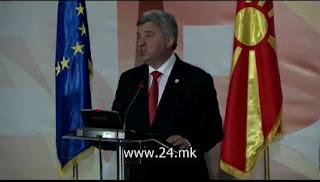 Ο Ιβάνοφ ζήτησε από την ΕΕ παράλληλες διαπραγματεύσεις ένταξης και ονόματος