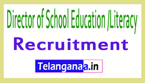 Director of School Education /Literacy DSEL Recruitment