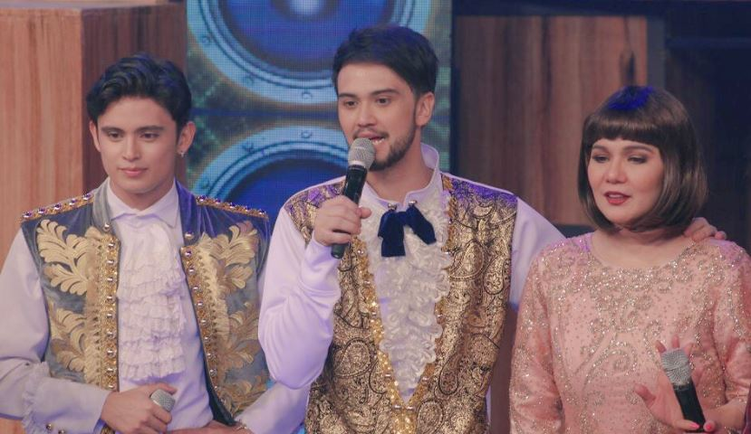 Magpasikat 2017: Billy and team wow the crowd with magical performance