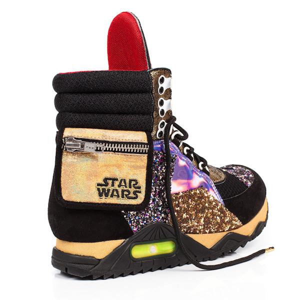 кроссовки, Irregular Choice, R-Series Vader, Darth Vader, Star Wars, Звёздные войны, Дарт Вейдер