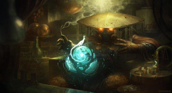 Björn Hurri artstation ilustrações fantasia games demônios abissais monstros dragões