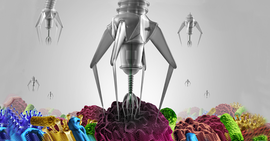 Scientists Build World's First Molecular Robot Capable Of Assembling Molecules | CreativeWi.re