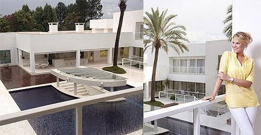 piscina da Ana Hickman