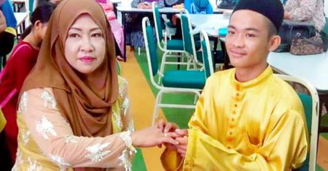 MASYA ALLAH, Pemuda 18 Tahun Berhasil Nikahi Janda Lima Anak, Begini Ceritanya