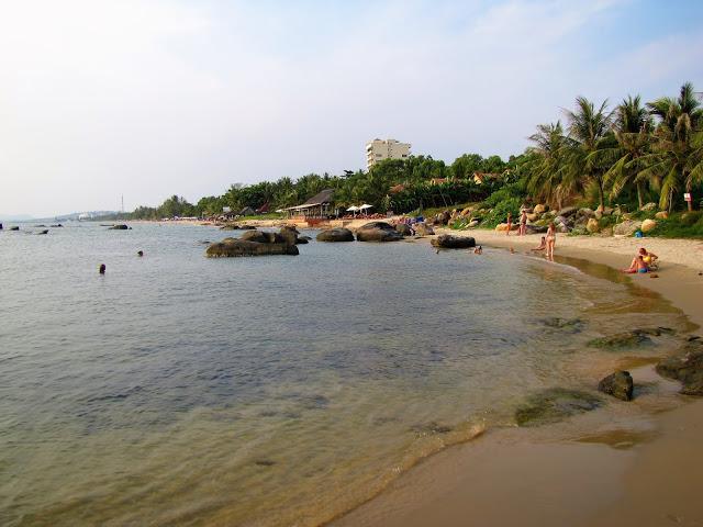 beach phu quoc vietnam