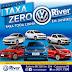 Na River Cajazeiras Festival Taxa Zero para toda linha Volkswagen