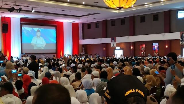 "Terjadi di Jogja, Kader PPP Malah Teriakkan ""Prabowo Presiden"""
