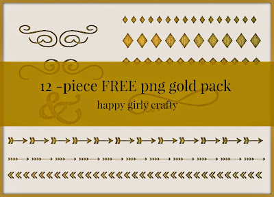 http://happygirlycrafty.blogspot.gr/2015/05/12-free-png-golden-elements-for-your.html